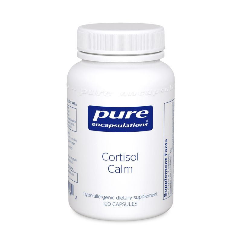 Pure Encapsulations Cortisol Calm 60ct