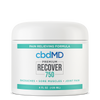 CBDMD THC FREE CBD RECOVER TOPICAL CREAM Tub 750 MG - 4 OZ
