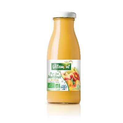 Jus Multifruits 250 Ml Vitamont