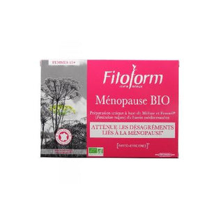 Menopause 20x10ml Fitoform