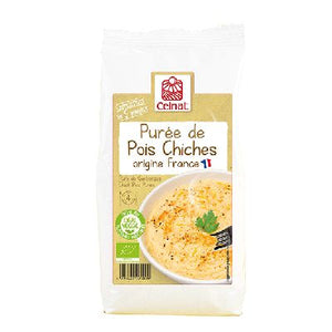 Puree De Pois Chiches 200 G Celnat