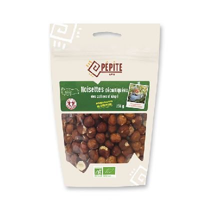 Noisettes 250g Direct Producteurs