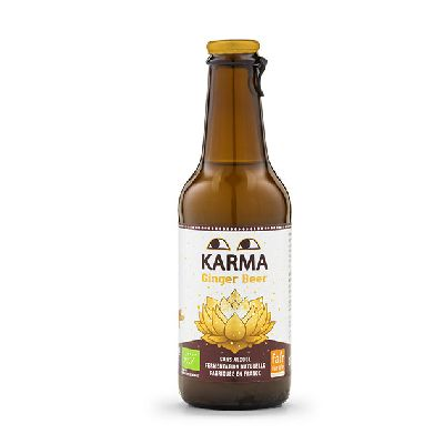 Ginger Beer 250 Ml Karma