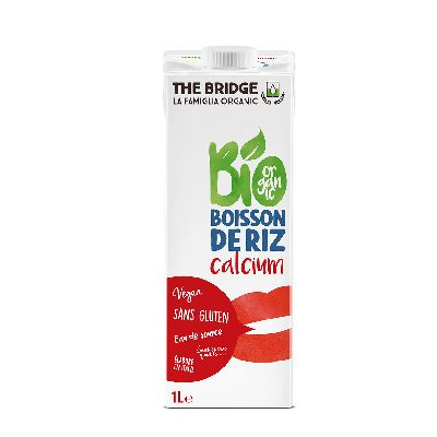Boisson De Riz Calcium Lt The Bridge