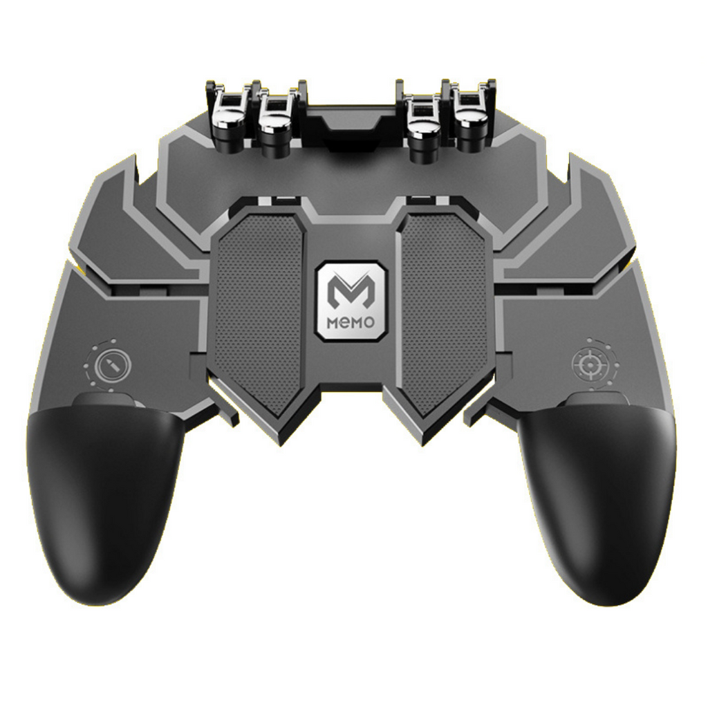 AK-66 6 Finger Mobile Gaming Controller for PUBG Mobile - ErkamsGadgetStore