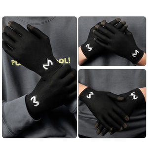 MEMO Anti Sweat Fiber Mobile Game Gloves - ErkamsGadgetStore