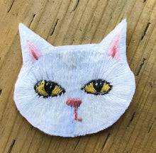 Load image into Gallery viewer, Patch design: Cat