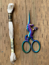 Load image into Gallery viewer, Unicorn scissors
