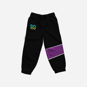 Royal Black  Self Love Sweat Suit by True Health 4ever