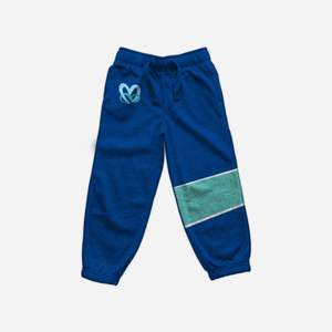 Breathe Blue Self Love Sweat Suit by True Health 4ever