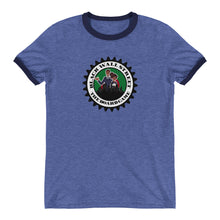 Load image into Gallery viewer, Black Wall Street The Board Game - Ringer T-Shirt