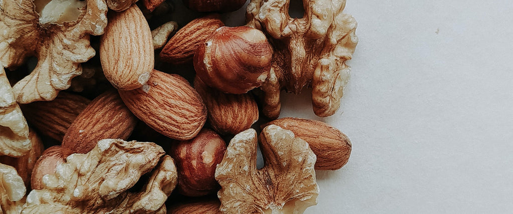 Nuts Nourish from the Inside