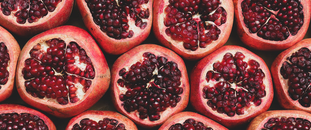 Pomegranates Provide Hydration