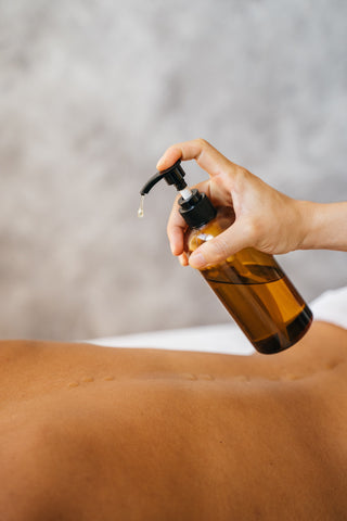 How to manufacture a massage oil?