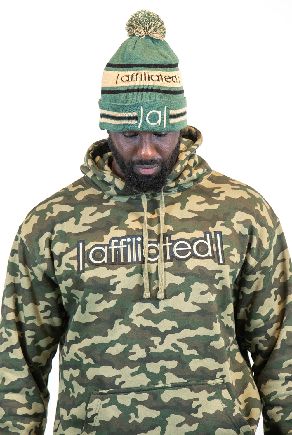 Affiliated DESERT STORM CAMO Skully