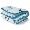 Light Blue Weighted Blanket