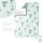 Mint Green Weighted Blanket