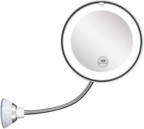2020 Version 10X Magnifying Mirror With Light - Truest Value