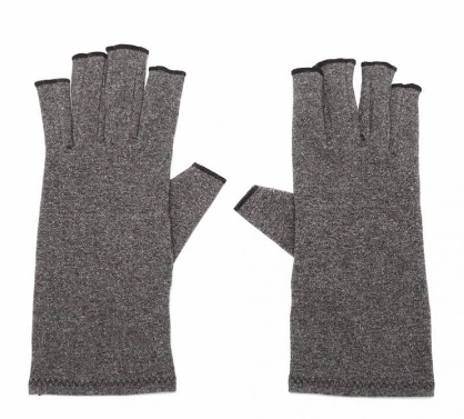 Image of Breathable Health Care Half Finger Gloves - Truest Value