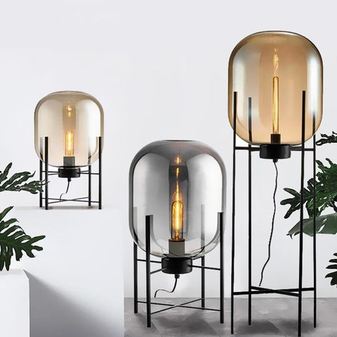 Image of Bubble Lamp w/ Halogen Bulb - Truest Value