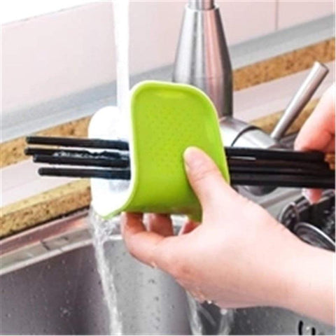 Cutlery Cleaner Fork Spoon Cooking Knife Cleaning Brushes Kitchen Helper - Truest Value