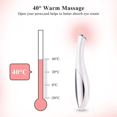 Eye Face Sonic Massager Beauty Pen - Truest Value