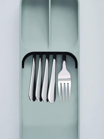 Image of Kitchen Drawer Organizer Tray for Cutlery and Utensils - Truest Value