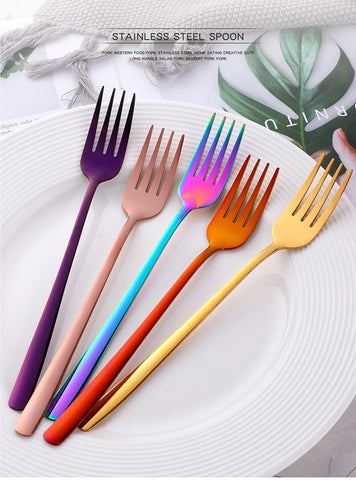 London Fork 1pc Stainless Steel Fancy Flatware - Truest Value