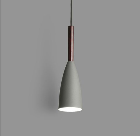 Nicolai Nordic Inspired Pendant Light in Black, Blue, Green and White - Truest Value