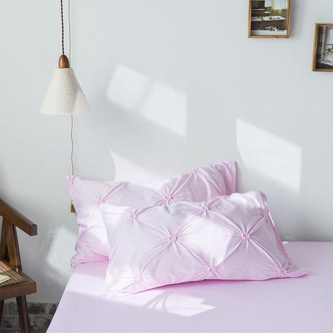 Image of Pastel Pinch Pleat Series - Truest Value