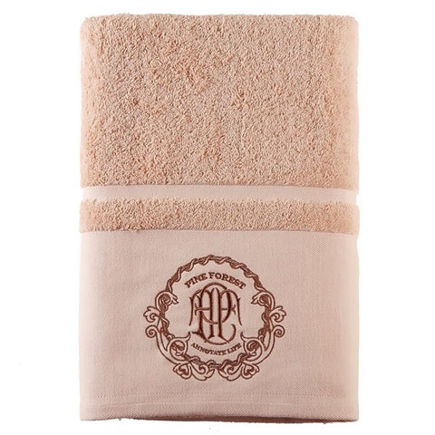 Pine Forest Bath Towel - Truest Value