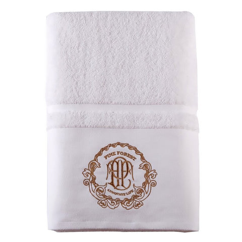 Image of Pine Forest Bath Towel - Truest Value