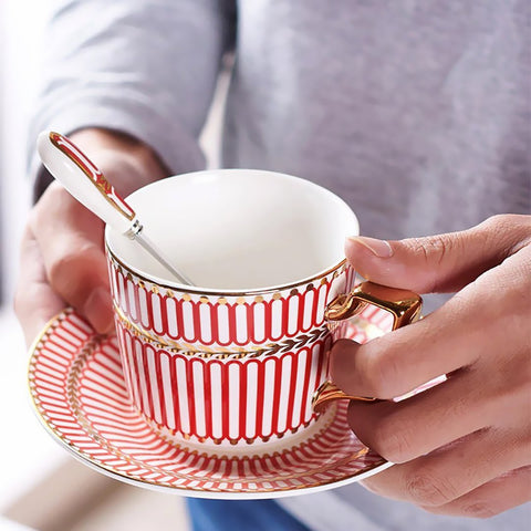 Rogue Faux-Pasmel Tea / Espresso Cup Set - Truest Value