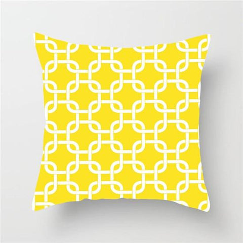 Signature Cushion Cover - Truest Value