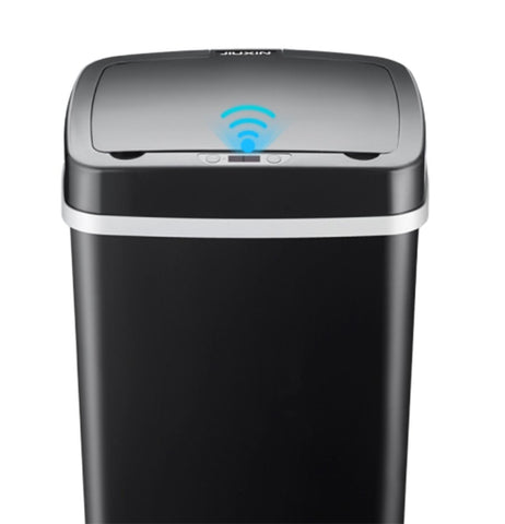 Smart Automatic Touchless Infrared Motion Sensor Trash Can, 3 Gal 12 L, ABS Plastic - Truest Value