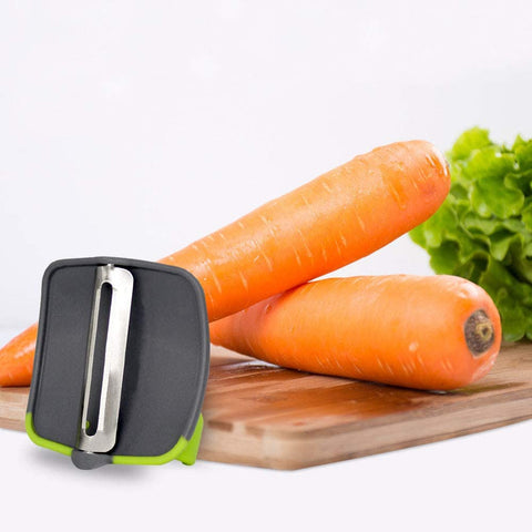 Image of Stainless Steel Blade Vegetable Peeler Hand Potato Peelers for Kitchen - Truest Value