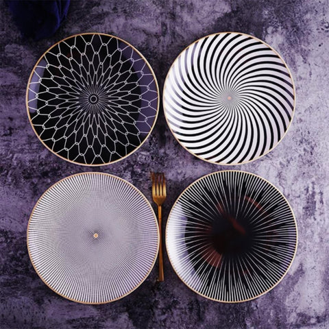 Symmetry Plate Collection - Truest Value