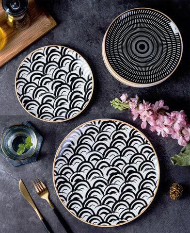Image of Symmetry Plate Collection - Truest Value