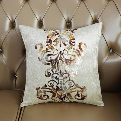Velour Cushion Cover - Truest Value