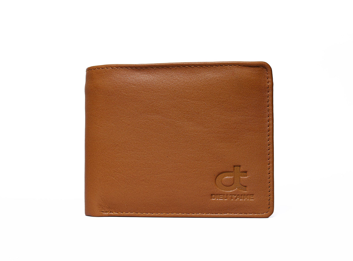 TAN COLOUR WALLET