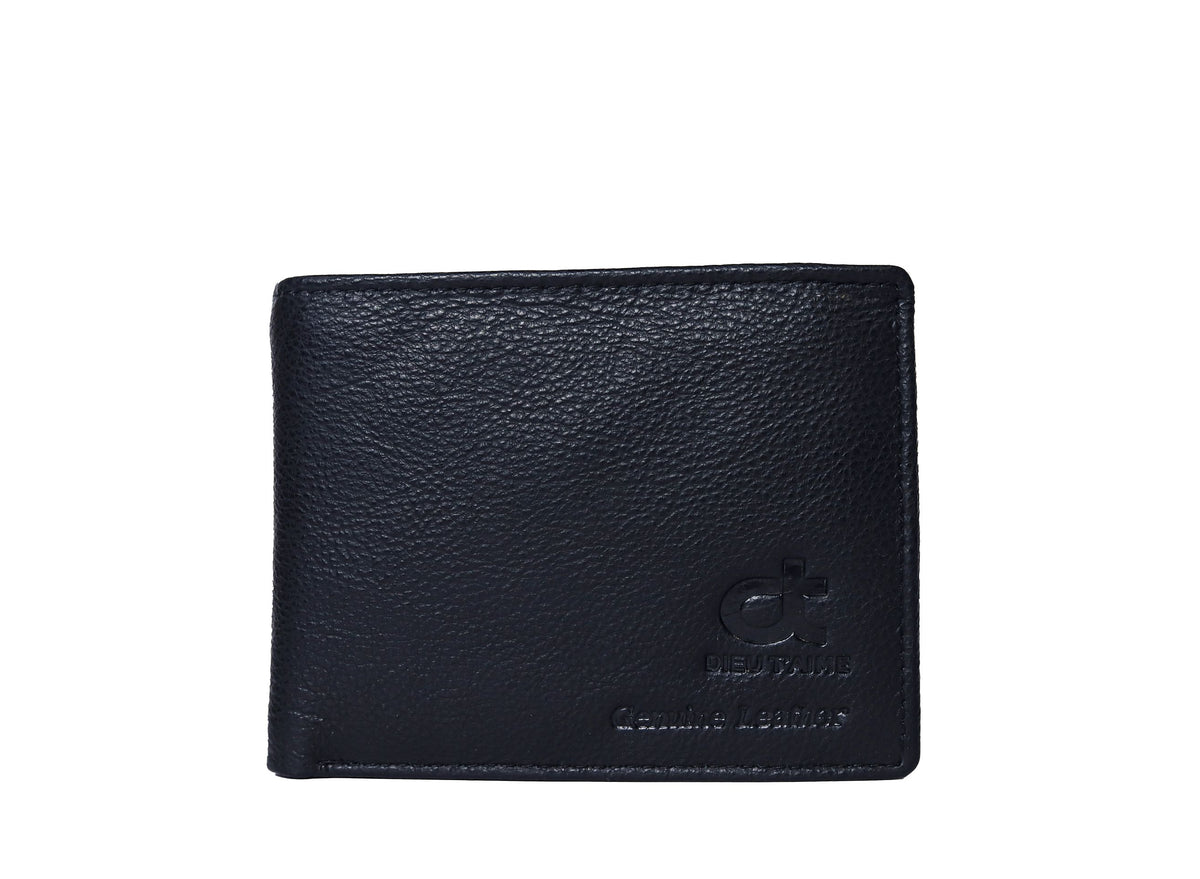 BLACK OLD CLASSY WALLET
