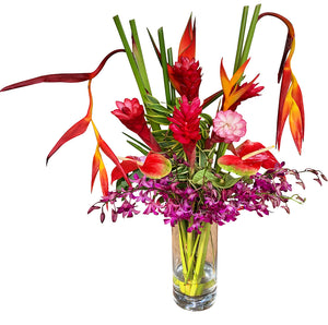 Hawaiian Flower Bouquets