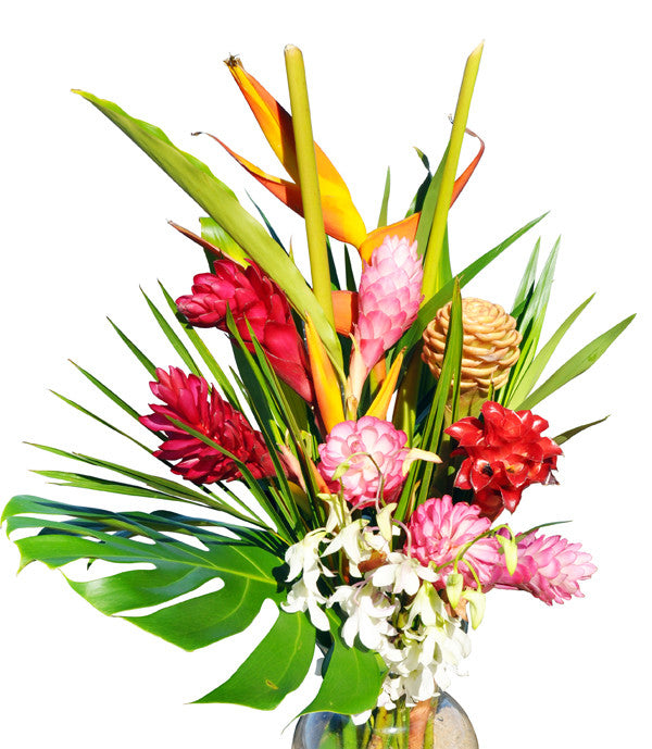 Hawaiian Flower Bouquet