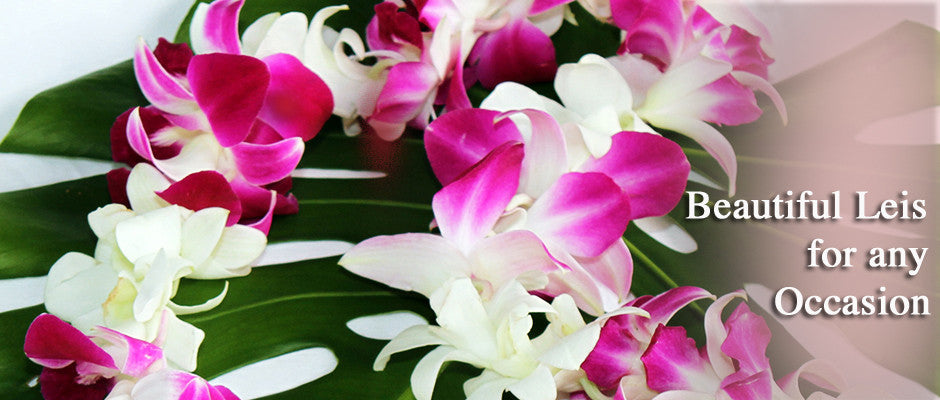 http://www.bloomsofhawaii.com/collections/orchid-leis-1