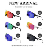 2020 newest cycling glasses photochromic lens UV400(Built-in myopic frame) - Sanlsky