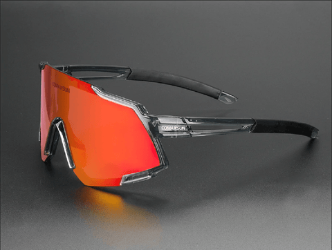 Professional Polarized 5 Len Cycling Sunglasses - Sanlsky