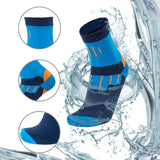 Unisex 100% waterproof and breathable bamboo fiber outdoor sports socks - Sanlsky