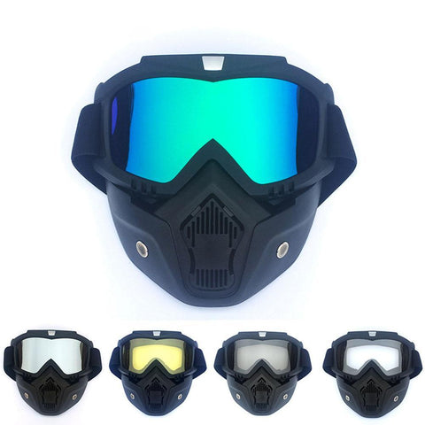 Snow Ski Glasses Snowmobile Goggles/skiing Mask - Sanlsky