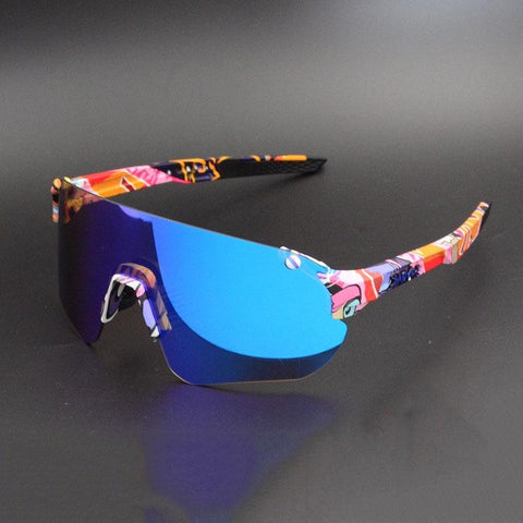 Multi Cycling Sunglasses /Bike/Fishing/Riding - Sanlsky