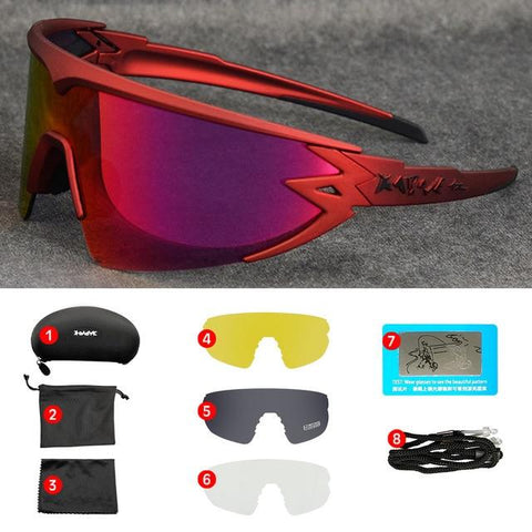 Top Brand Cycling Sunglasses - Sanlsky